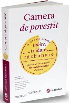 <i>Camera de povestit</i> - Michael Paterniti