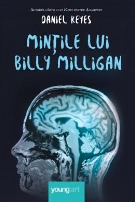 <i>Mințile lui Billy Milligan</i> - Daniel Keyes