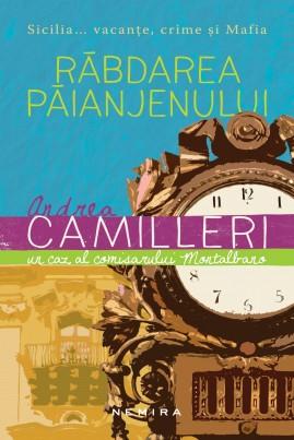 <i>Răbdarea păianjenului</i> - Andrea Calogero Camilleri