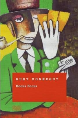 <i>Hocus Pocus</i> - Kurt Vonnegut