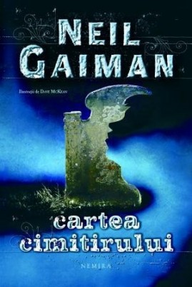 <i>Cartea cimitirului</i> - Neil Gaiman