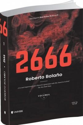 <i>2666</i> - Roberto Bolaño