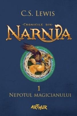 <i>Cronicile din Narnia I. Nepotul magicianului</i> - C.S. Lewis