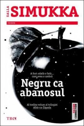 <i>Negru ca abanosul</i> - Salla Simukka