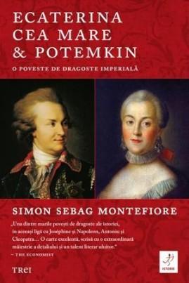 <i>Ecaterina cea Mare & Potemkin</i> - Simon Sebag Montefiore