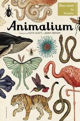 <i>Animalium</i> - Katie Scott