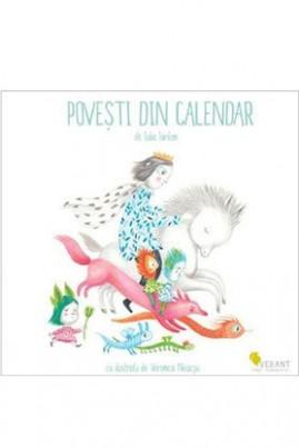 <i>Povești din calendar</i> - Iulia Iordan