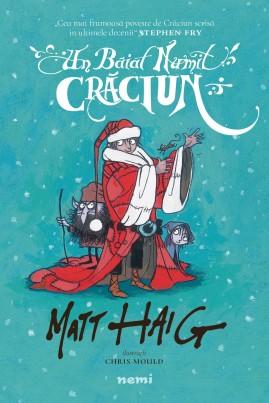 <i>Un băiat numit Crăciun</i> - Matt Haig