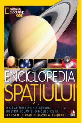<i>Enciclopedia spațiului</i> - David A. Aguilar