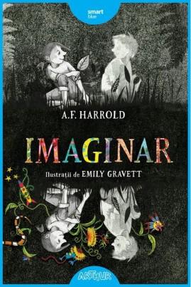 <i>Imaginar</i> - A.F. Harrold