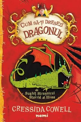 <i>Cum să-ți dresezi dragonul</i> - Cressida Cowell