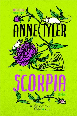 <i>Scorpia</i> - Anne Tyler