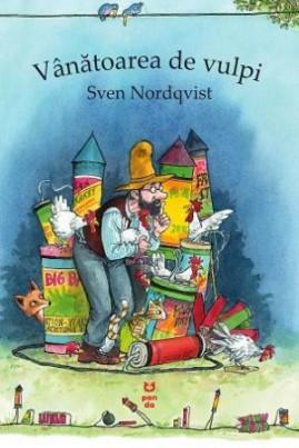 <i>Vânătoarea de vulpi</i> - Sven Nordqvist