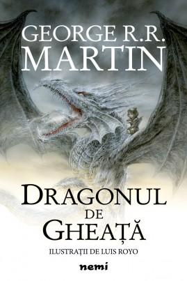 <i>Dragonul de gheață</i> - George R.R. Martin