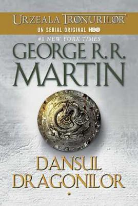 <i>Dansul dragonilor</i> - George R.R. Martin