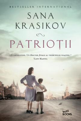 <i>Patrioții</i> - Sana Krasikov