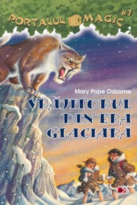 <i>Vrăjitorul din Era Glaciară</i> - Mary Pope Osborne