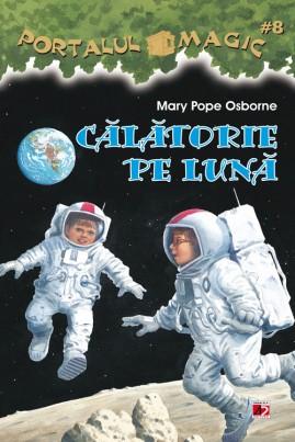 <i>Călătorie pe Lună</i> - Mary Pope Osborne