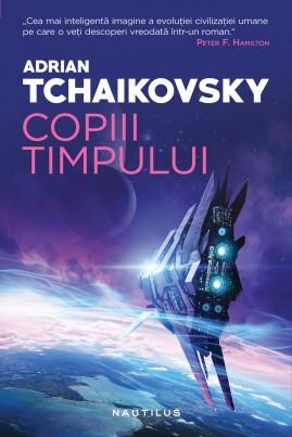 <i>Copiii timpului</i> - Adrian Tchaikovsky