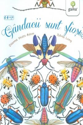 <i>Gândacii sunt sfioși</i> - Diana Hutts Aston