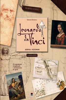 <i>Leonardo da Vinci: Geniul vizionar</i> - Gérard Denizeau
