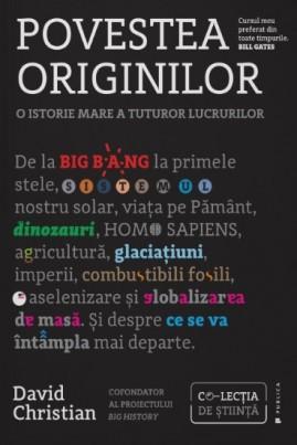 Povestea originilor. O istorie mare a tuturor lucrurilor