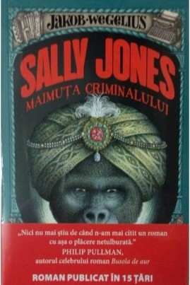 Sally Jones, maimuța criminalului