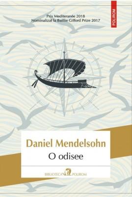 <i>O odisee</i> - Daniel Mendelsohn