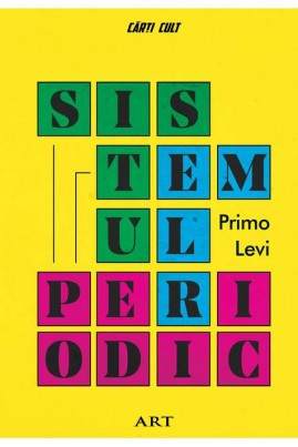 <i>Sistemul periodic</i> - Primo Levi
