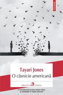 <i>O căsnicie americană</i> - Tahari Jones