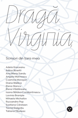<i>Dragă Virginia. Scrisori din țara mea</i> -  Black Button (ed.)