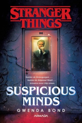<i>Suspicious minds</i> - Gwenda Bond