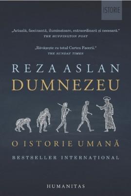 <i>Dumnezeu. O istorie umană</i> - Reza Aslan