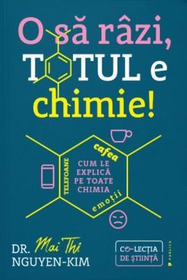 O să râzi, totul e chimie! Telefoane, cafea, emoții – cum le explică pe toate chimia