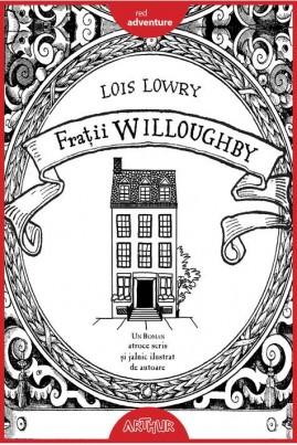 Frații Willoughby. Un roman atroce scris și jalnic ilustrat de autoare