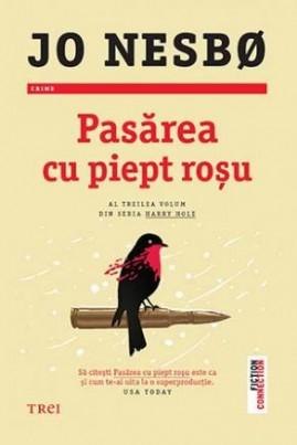 Pasărea cu piept roșu