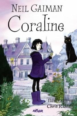 <i>Coraline</i> - Neil Gaiman