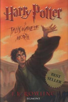 <i>Harry Potter şi talismanele morţii</i> - J.K. Rowling