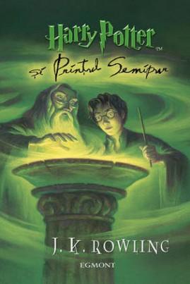 <i>Harry Potter şi Prinţul Semipur</i> - J.K. Rowling