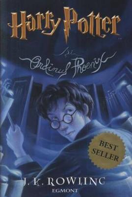 <i>Harry Potter şi Ordinul Phoenix</i> - J.K. Rowling