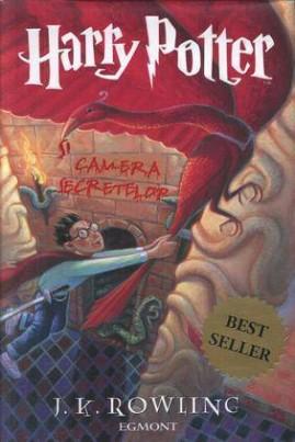 <i>Harry Potter şi camera secretelor</i> - J.K. Rowling