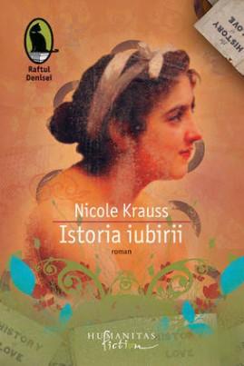 <i>Istoria iubirii</i> - Nicole Krauss