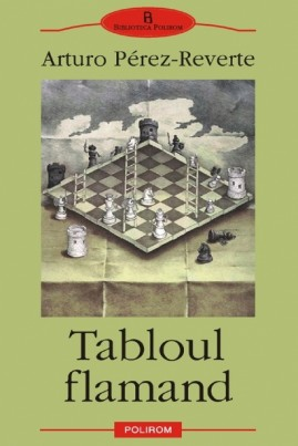 <i>Tabloul flamand</i> - Antonio Pérez-Reverte