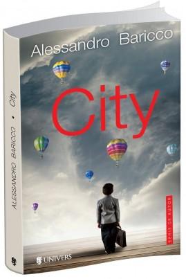 <i>City</i> - Alessandro Baricco