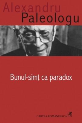 Bunul-simț ca paradox