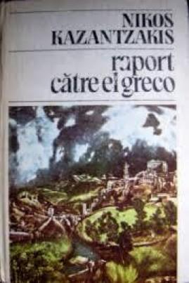 Raport către El Greco (ediția 1961)