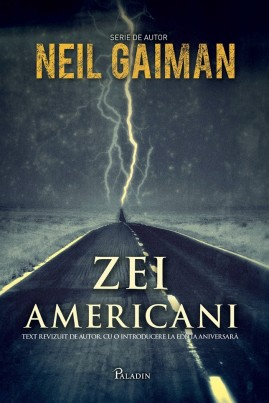 <i>Zei americani</i> - Neil Gaiman