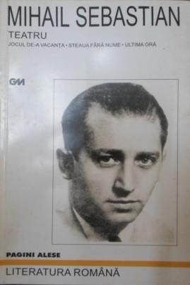 <i>Steaua fără nume</i> - Mihail Sebastian