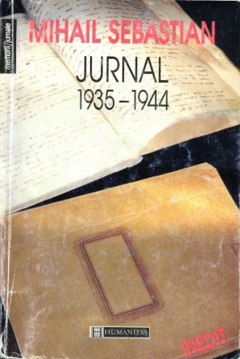 <i>Jurnal (1935-1944)</i> - Mihail Sebastian