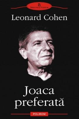 <i>Joaca preferată</i> - Leonard Cohen